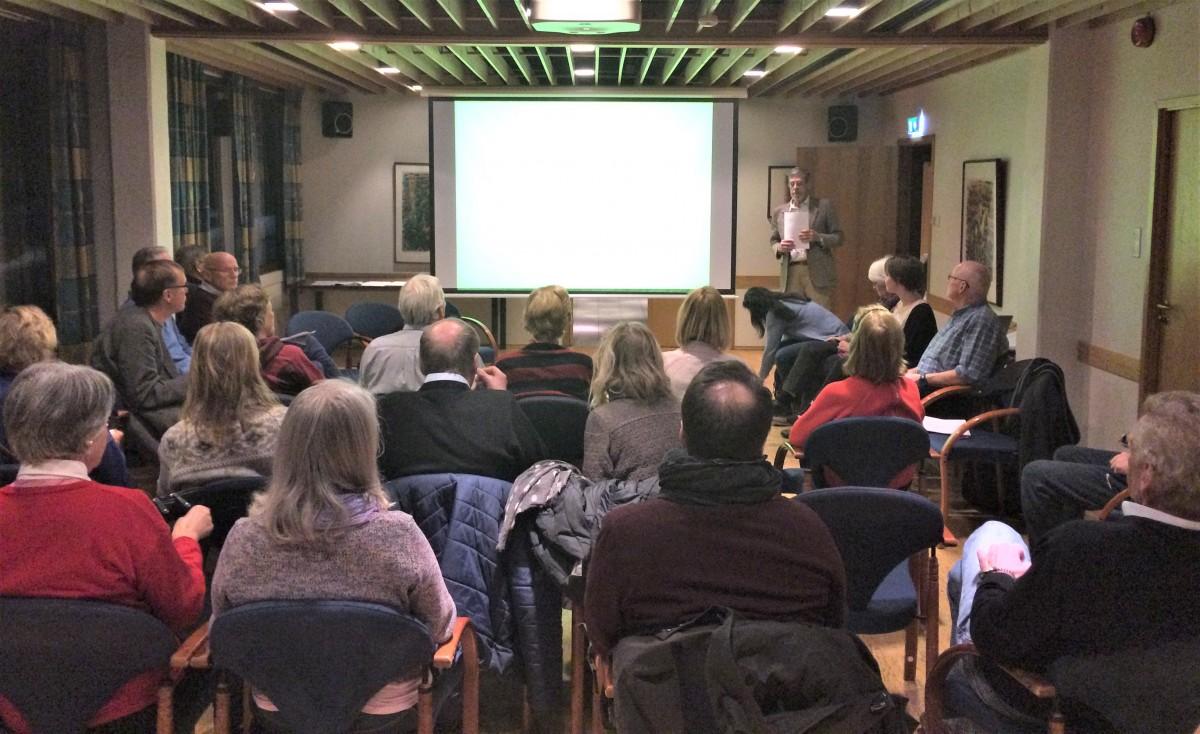 Stor interesse for debattmøte i LVV 21. mars 2018